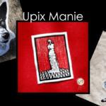 Upix Manie: due sorelle col pallino del ricamo