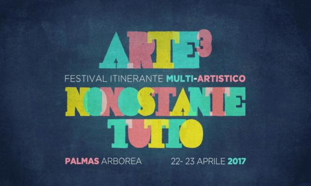 ARTE³ | Festival itinerante multi-artistico